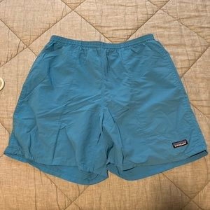 Patagonia baggies. Swim shorts.